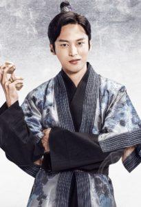 「麗〈レイ〉~花萌ゆる8人の皇子たち~」 第9皇子ワン・ウォン/ユン・ソヌ