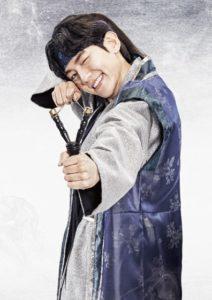 「麗〈レイ〉~花萌ゆる8人の皇子たち~」 第10皇子ワン・ウン/ベクヒョンEXO