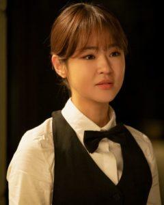 ミン・ヒョンソ役シム・ウンウ